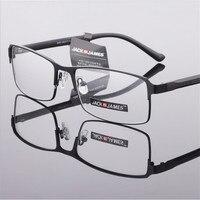 Men S Metal Plate Men Glasses Wholesale Ultra Light Business Myopia Optical Frames Manufacturers Prescription Glasse