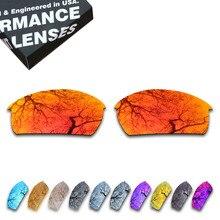 ToughAsNails Polarized Replacement Lenses for Oakley Bottlecap Sunglasses - Multiple Options
