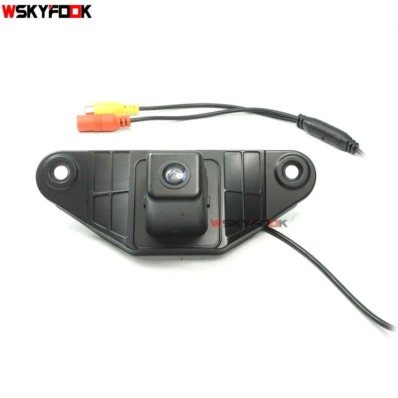 Options Dynamic Trajectory Tracks Car Rear Camera Backup  For Toyota Land Cruiser Prado 2010 2014 Asia Reversing Camera
