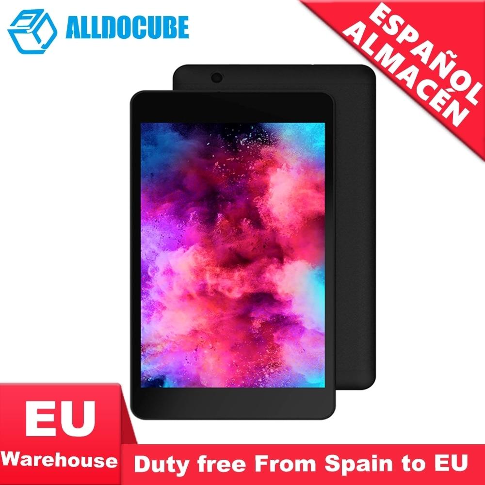 ALLDOCUBE M8 Tableta De La Llamada De Teléfono 4G 8 Inch 4G LTE MTK X27 1920*1200 3GB RAM 32GB ROM Android 8.0 GPS Dual SIM