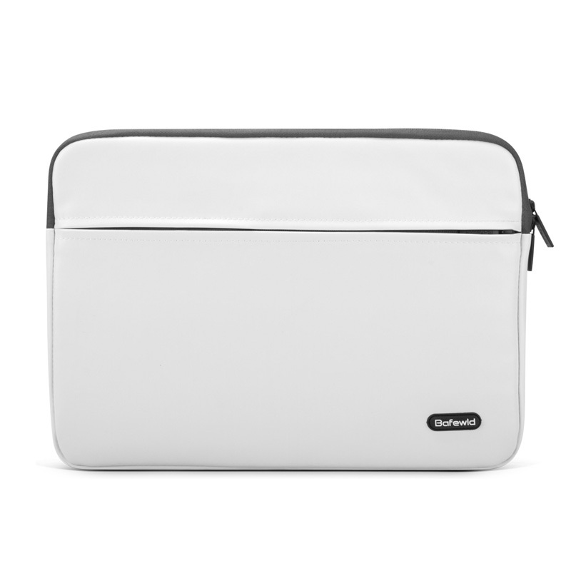Bafewld Brand 11.6/12.1/13.3/15.6/17 inch Computer Sleeve PU Leather Notebook Bag Men Women Computer Bag for Dell Asus Laptop