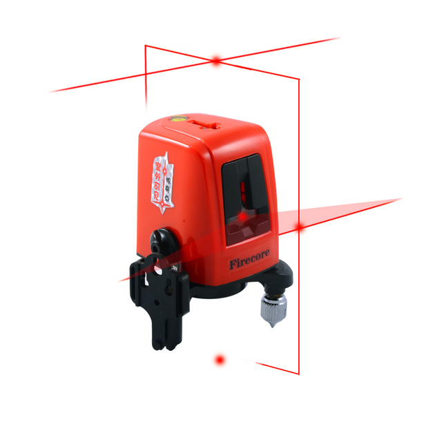 F55 laser level 3 lines 3 point cross leveling line 360 rotary horizontal and vertical lazer levels without battery LL21-in Laser Levels from Tools on ...