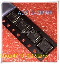 NEW 10PCS/LOT ADS1242IPWR ADS1242IPWT ADS1242 ADS1242IPW TSSOP-16 IC