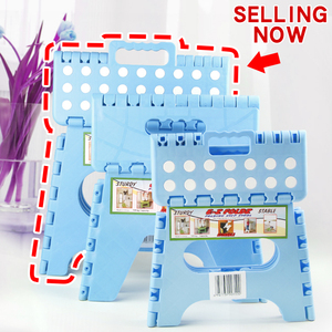 Image 2 - Taburetes de plástico grandes para niños taburete plegable portátil taburete fuerte y duradero taburete portátil para exteriores sillas de espera
