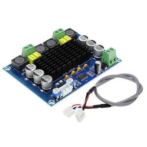 Image 2 - Marsnaska High Quality DC 12V 24V 120W*2 TPA3116 D2 Dual Channel Digital Power Audio Amplifier Board