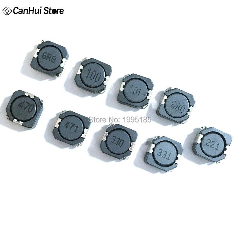 12 Value*5pcs CD74R SMD inductance Kit 7*7*4 power inductor Kit set