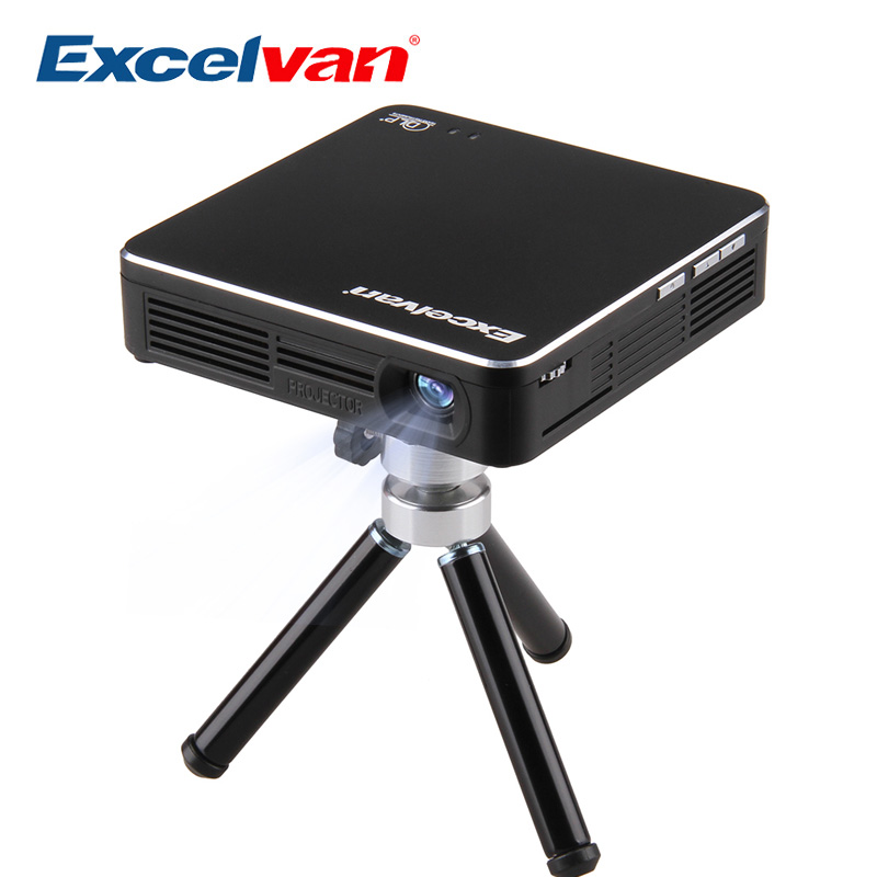 Buy ehd200 portable mini dlp led for Best wireless mini projector