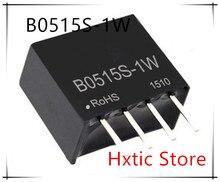 10 ピース/ロット B0515S 1W B0515S 1 ワット DC DC ブーストコンバータ 5 に 15 V 1 1w 絶縁型 dc  dc 電源モジュール