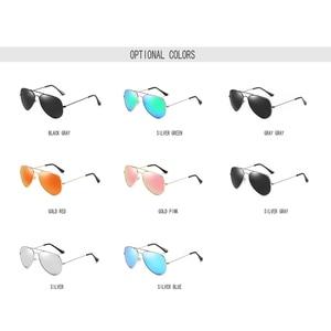 Image 5 - ELITERA Brand Sunglasses Retro Classic Designer Men Women Sunglasses Alloy Polarized Sun Glasses Driving UV400 Oculos