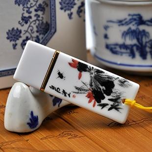 Beautiful Flower Pen Driver Usb Flash Drive 32GB Pendrive 64GB Flash Drives Memoria Usb 64 GB 32GB 16GB 8GB Gift Gifts Pen-Drive