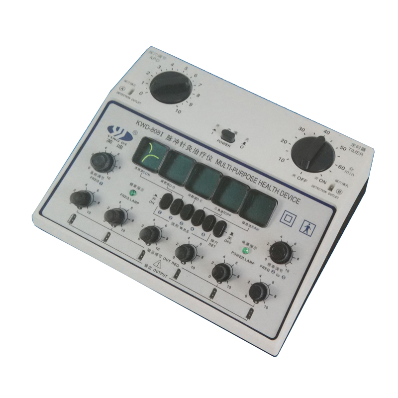 Electro Acupuncture Stimulator KWD-808-I 6 Channels Output Electronic Stimulation needle-less acupuncture-pulse electric therapy  цены