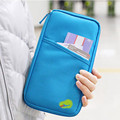 2017 New Colorful Women Clutch Long Purse Lady Wallet Card Holder ID Passport Credit Card Organizer Bag Travel Handbag P198