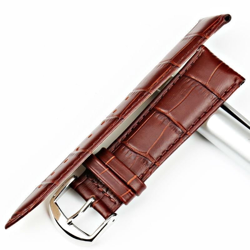 MAIKES Új karóra kiegészítők Karkötő öv puha, valódi bőr - Óra kiegészítők - Fénykép 5