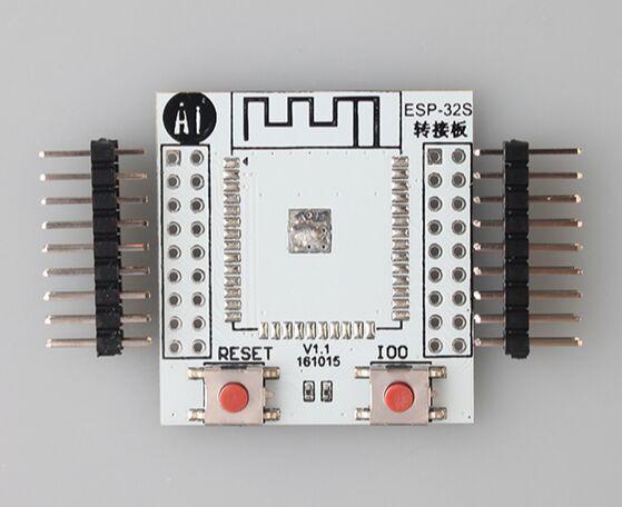 10PCS/LOT ESP-32 wireless bluetooth adapter plate plate ESP-3