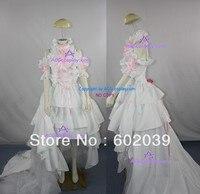 Chobits Chii Gothic Lolita Dress Cosplay Costume GOOD Quality Skirt