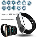 Bluetooth 4.0 TW07 Smart Band Wristband Waterproof Sport Fitness Bracelet Smartband OLED Display Pedometer Call Sleep Monitor  2