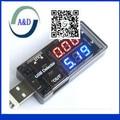 1 шт. USB Зарядное Устройство Mobile Power Ток Напряжение Зарядки батареи Детектора Тестер Вольтметр Амперметр модуль