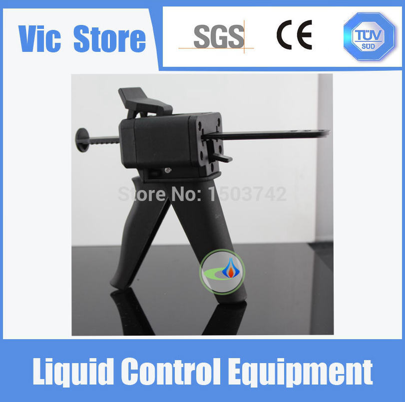 30CC/55CC Dispenser syringe Glue Gun Dispensing Gun 30ml manual syringe gun dispenser dispensing single liquid glue gun 30cc common 1pcs 30cc cones 5pcs dispensing tips