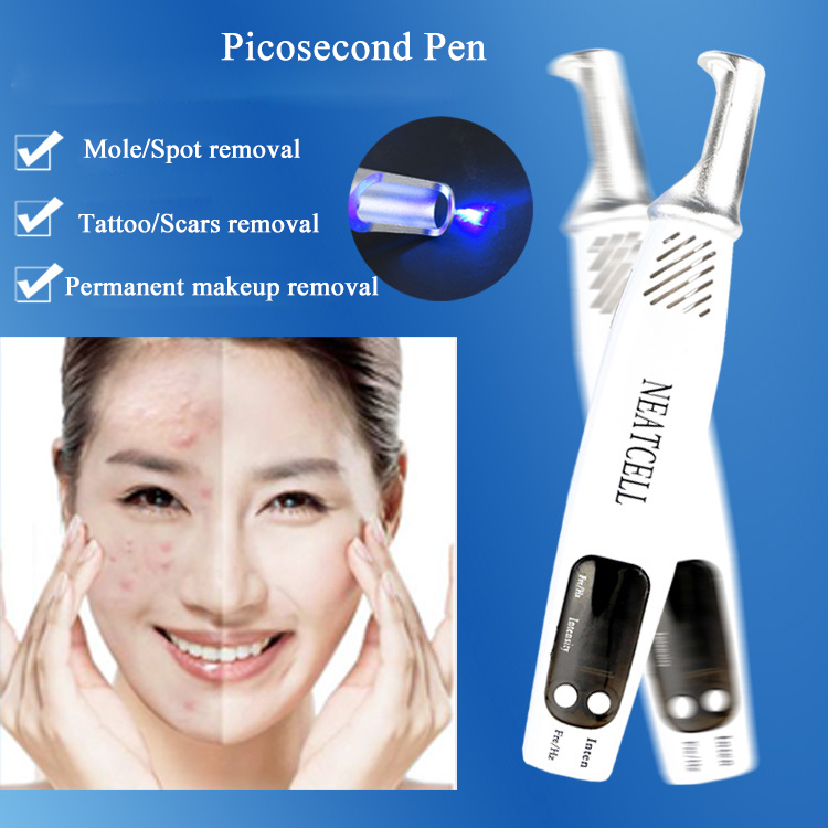 Professional Laser Picosecond Pen Tattoo Freckle Removal