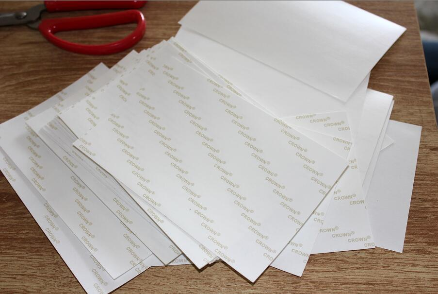110*170mm Double Side Adhesive Tape Glue Sticky Paper Sheet Tapes For Craft 2/10/50 Sheets