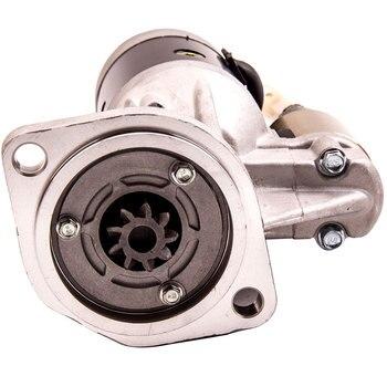 9b6b759af79 12 V Motor de arranque para Holden Rodeo Jackaroo TF 4WD 4JA1 4JB1 4JB1-T  2.5L Turbo 2.5L 2.8L diesel 87- 03 0986016681