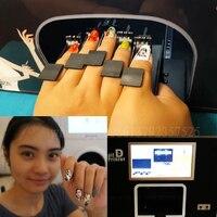 Принтер ногтя ногтей машина
