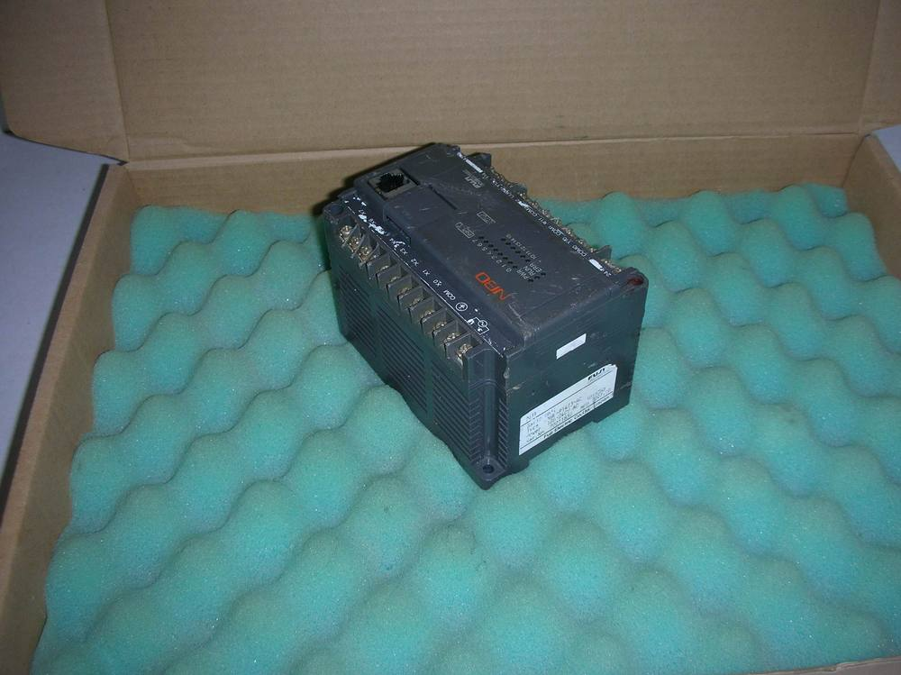 1PC USED Fuji PLC NB0-P14T3-AC 1pc used ab plc 1734 ow2