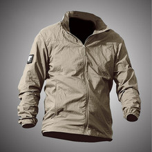 Quick Dry Breathable Jacket for Men