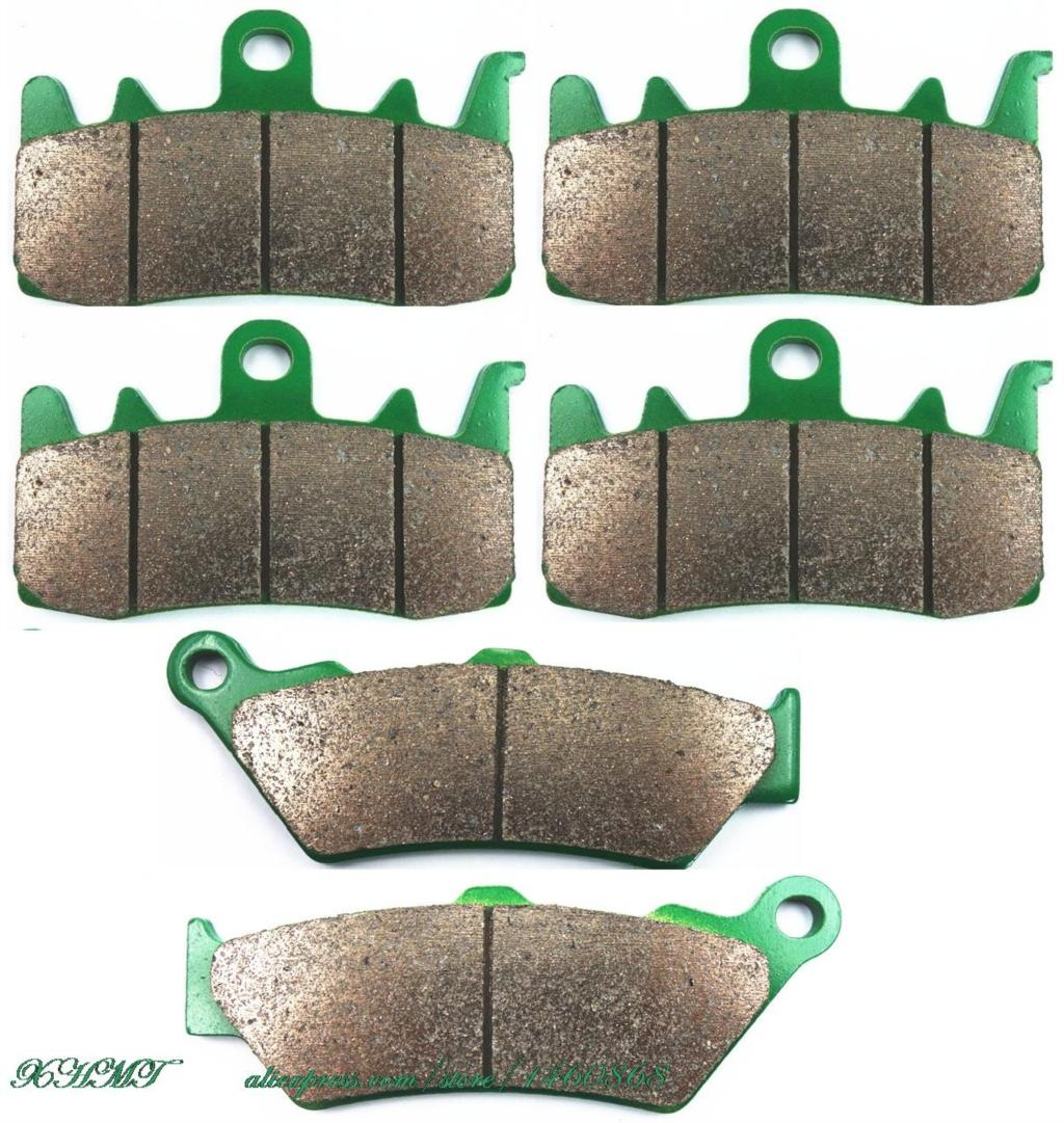 Brake Shoe Pads Set For Bmw R1200 R1200gs R 1200 Gs (K50) & Adventure (K51) 2013 / R1200rt R 1200 Rt 2014 free shipping front and rear brake pads set for bmw r1200gs 04 09 r1200rt 05 09 r1200st 03 08 r1200s 06 08 r1200r 06 09