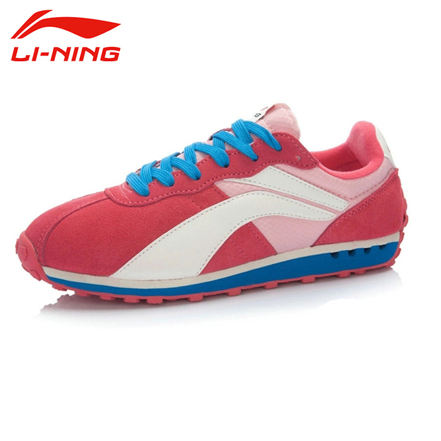 LI-NING 2015 New Outdoor Hot-Selling Free Flexible Technology Breathable Sport Shoes Sneakers Walking Shoes Woman ALCJ118 XWC239