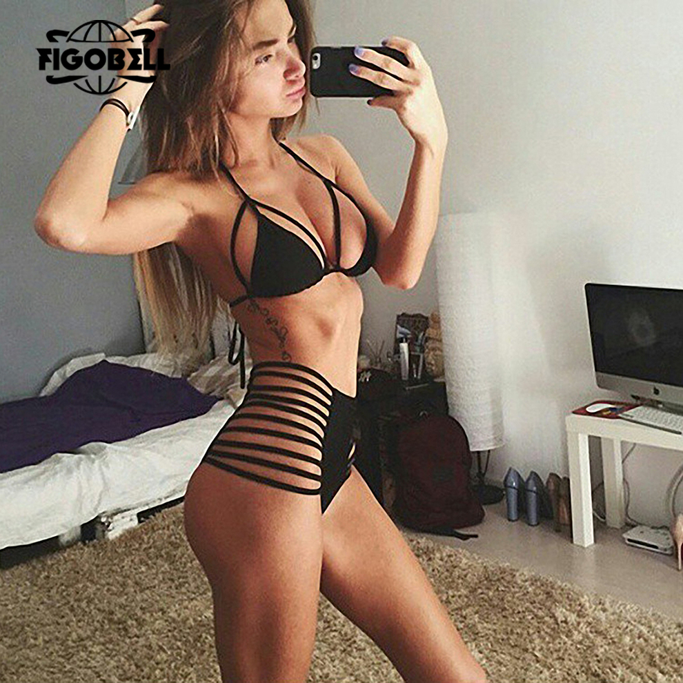 One Piece Swimsuit 2018 damen Swim Wear Vintage Beach Bandage Super Sexy Swimwear Women Bodysuit Bathing Suit crochet bikini