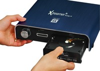 Xtreamer Prodigy 4K Media Player With 3 5 HDD Slot HDMI In Recoding