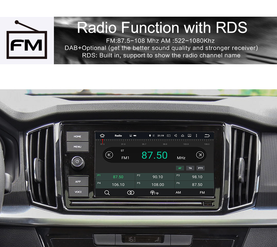 Car Radio RDS