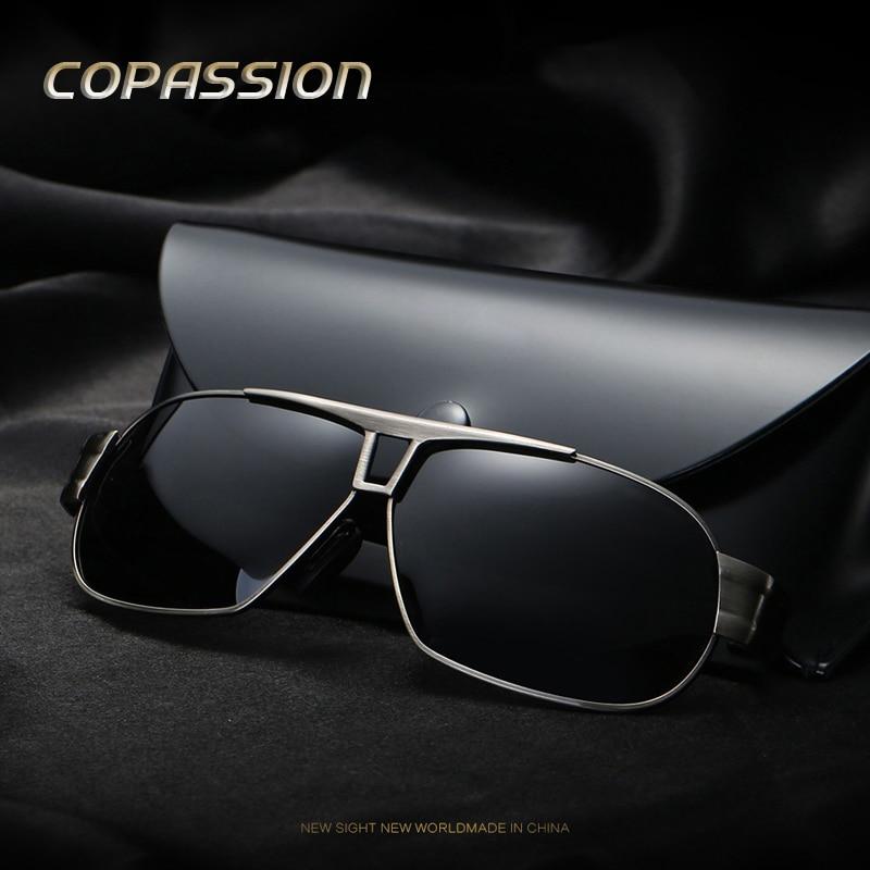 New HD Polarized sunglasses Men Occhiali Sports Driving Sun Glasses Mens sunglass Brand Designer Fashion oculos de sol masculino