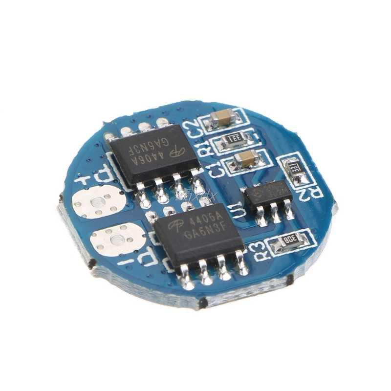 2S 5A ליתיום סוללת ליתיום 7.4v 8.4V 18650 מטען הגנת לוח bms pcm עבור ליתיום lipo סוללה חבילת תא Whosale & Dropship
