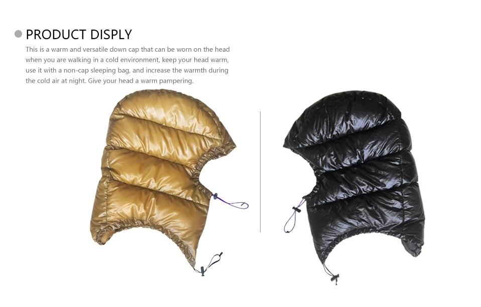 caps capa ultraleve envelope saco de dormir acessórios winder