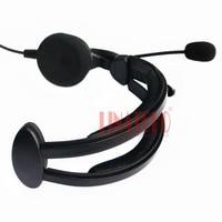 מכשיר הקשר איכות טובה אוזניות בצד אחד MTX850 PRO5150 GP328 GP338 מכשיר הקשר עם מיקרופון (5)