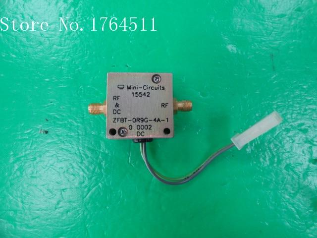 [BELLA] Mini-Circuits ZFBT-0R9G-4A-1 DC-900MHZ 4A SMA RF Bias  --2PCS/LOT