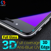 For iphone 6 tempered glass iphone 6 screen protector for iphone6s 3D Luxury anti blue ray