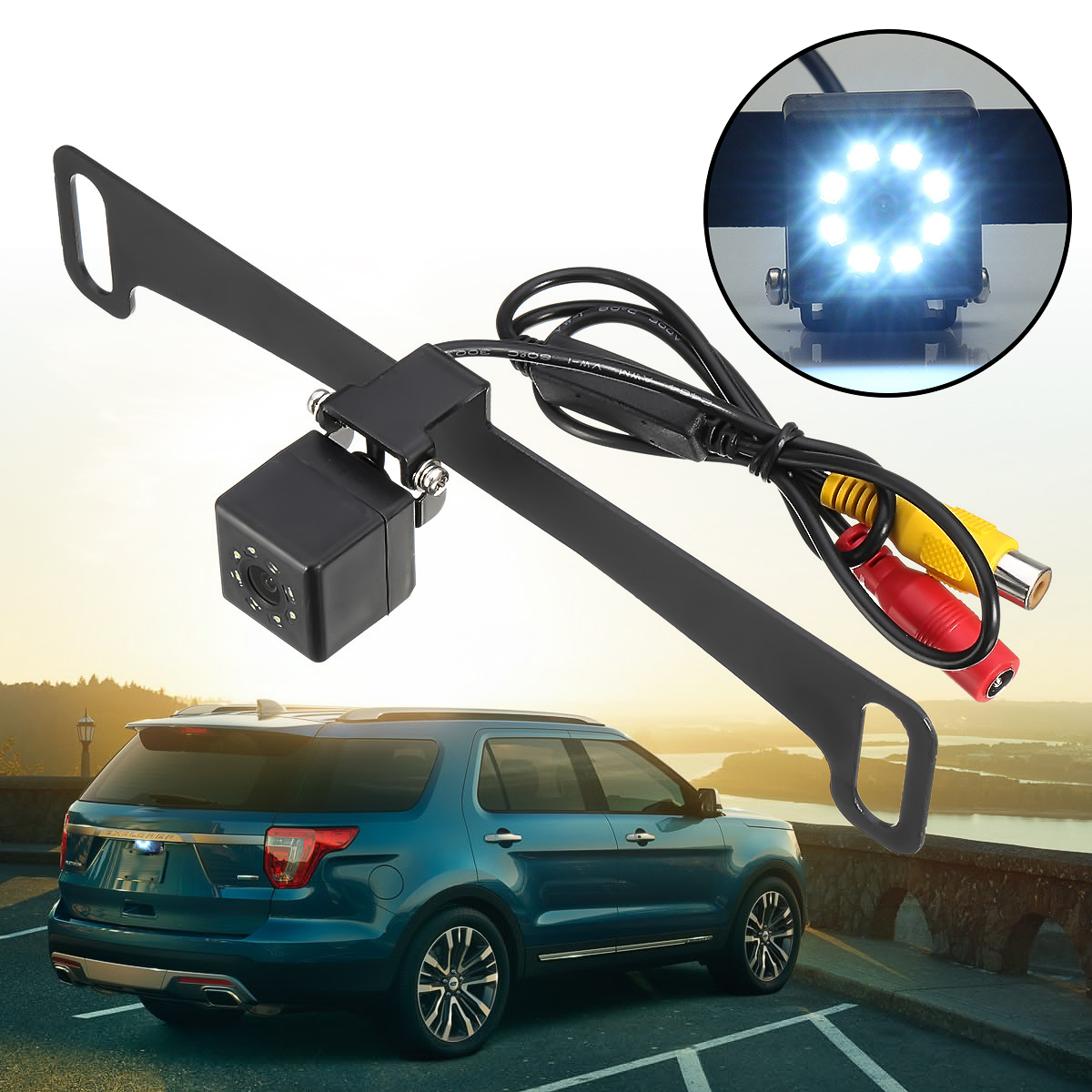 Buick LaCrosse: Rear Vision Camera (RVC)