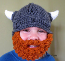 Toddler to Adult Crochet Viking Hat –  Kids Helmet hat – Baby Viking Hat, Crochet Viking Beanie baby Photo prop Christmas gift