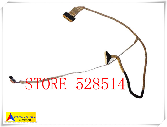 ФОТО Original For Gateway NV7802u NV78 Series LCD Video Cable PN DC02000PY10 Free Shipping