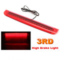 Universal Car LED High Mount Level Motorcycle Tail Light Third 3RD Brake Stop Rear Tail Light Lamp 12V Red