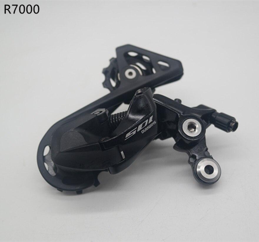 SHIMANO 105 RD R7000 Rear Derailleur Road Bike R7000 SS GS Road bicycle Derailleurs 11 Speed