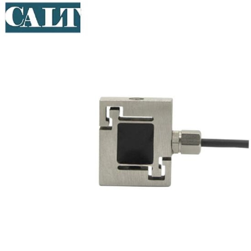 CALT DYLY-108 Small Size S Type Load Cell 1000N Pull Pressure Sensor  Industrial Automatic Measuring Force Weighing Pressure