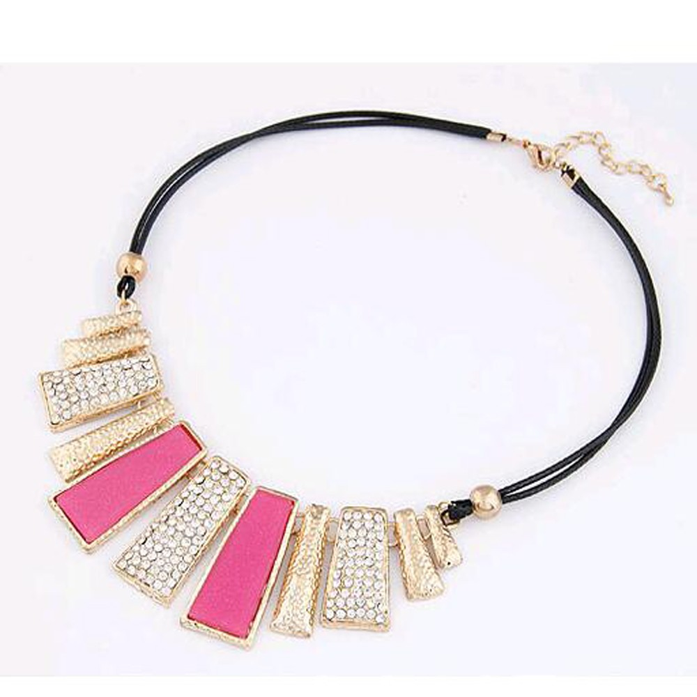 HTB11833KFXXXXbxXXXXq6xXFXXXj - Necklaces &Pendants Collier Femme Fashion Statement Necklace for Women Boho Colar Vintage Fine Jewelry Collar Mujer Bijoux
