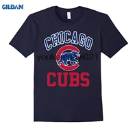 GILDAN Cubs Baseball Team Chicago Allsex T Shirt 2018