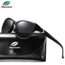 DIGUYAO-lunettes De soleil femmes, marque De luxe, verres Design polarisés yeux De chat, pour la conduite, 2020