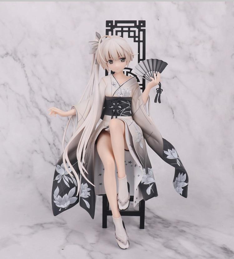 Coffret Original Yosuga no Sora animé Kasugano Sora Action kimono fille adulte Collection avec boîte figurine modèle poupée jouet