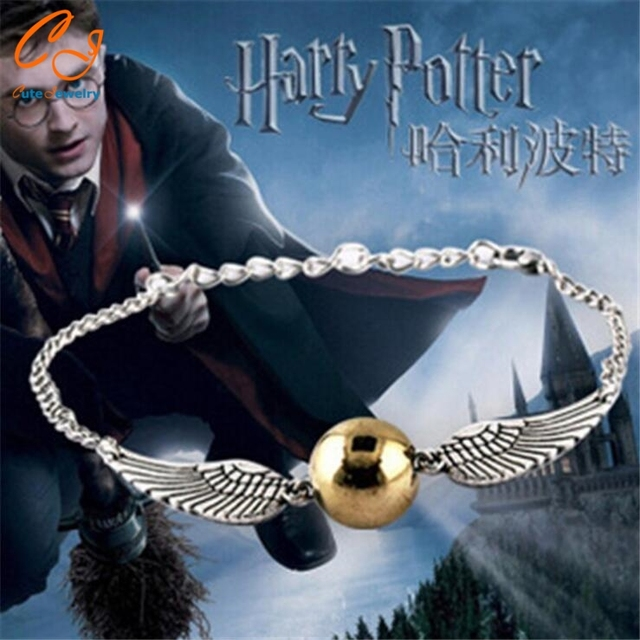 Hot Sale Harry Potter The deathly hallows  Bracelet